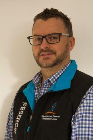 Grant McKechnie - Ballarat Sports Exercise Rehabilitation Centre